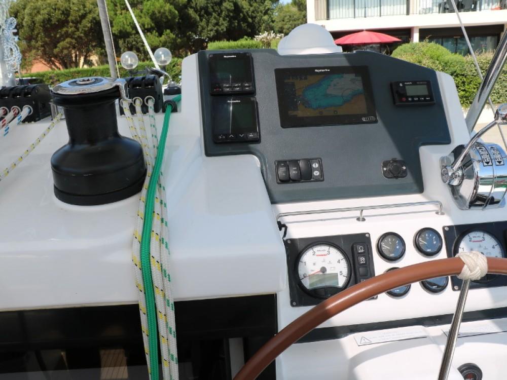 Boat rental Gassin cheap Leopard 45