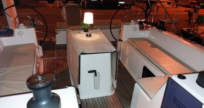 Rental yacht Capo d'Orlando - Dufour Dufour 560 Grand Large on SamBoat