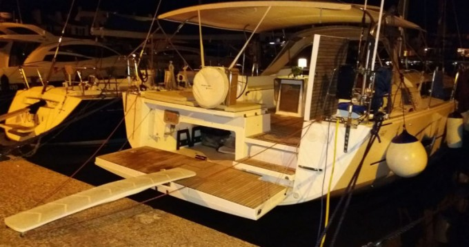 Boat rental Capo d'Orlando cheap Dufour 560 Grand Large
