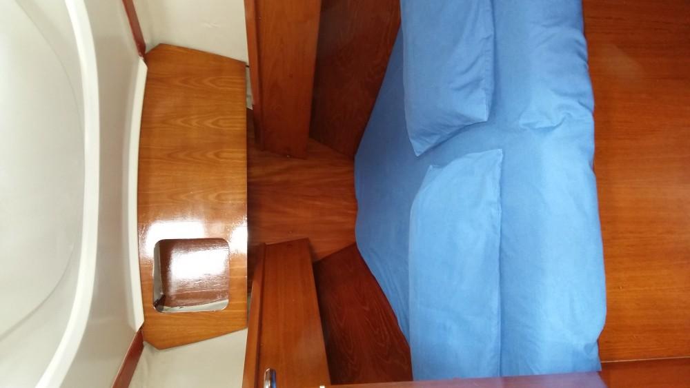 Rental Sailboat in Marina Gouvia - Jeanneau Jeanneau Sun Odyssey 35