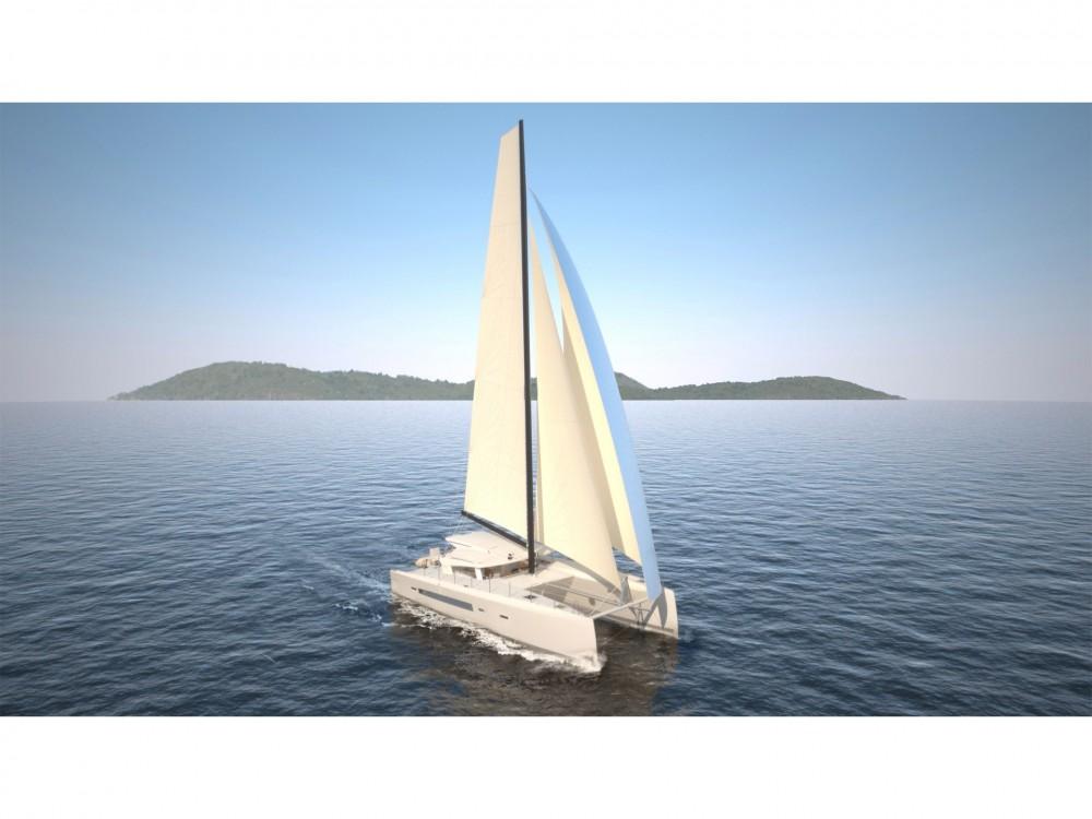Rental yacht Gassin -  EOS 54 on SamBoat