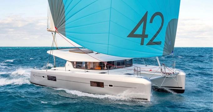 Catamaran for rent Poltu Quatu at the best price