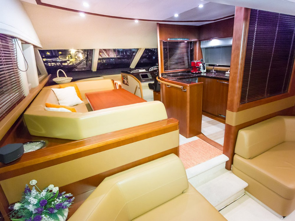 Rental Yacht in ACI Marina Split - Princess Princess 62