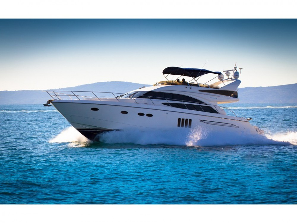 Hire Yacht with or without skipper Princess ACI Marina Split