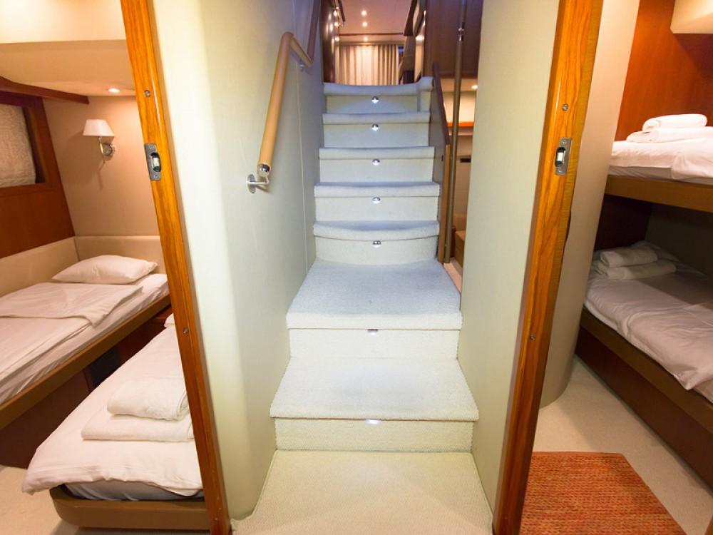 Rental yacht ACI Marina Split - Princess Princess 62 on SamBoat
