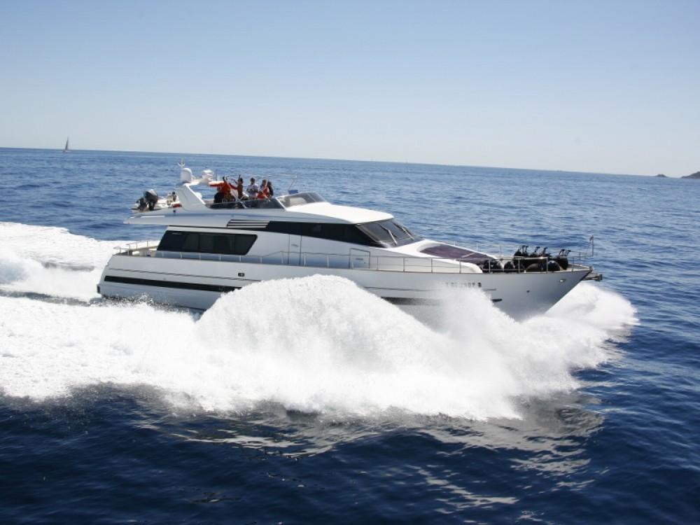 Boat rental Sanlorenzo San Lorenzo 72 in Antalya on Samboat