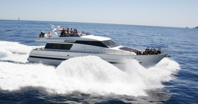Boat rental Göcek cheap San Lorenzo 72