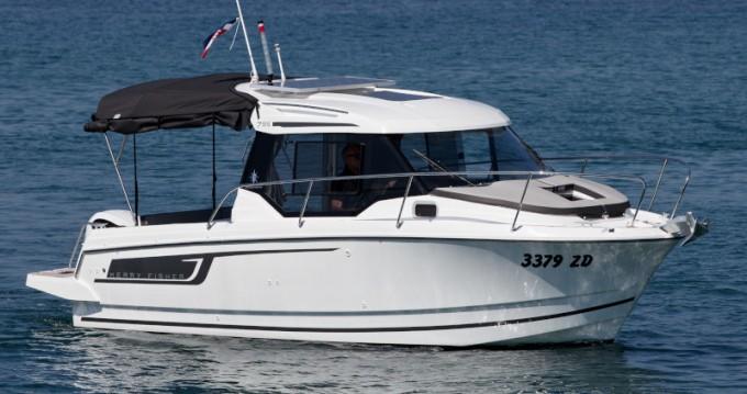 Boat rental Jeanneau Merry Fisher 795 in Zadar on Samboat