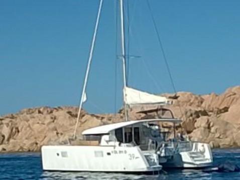 Rental yacht San Vincenzo - Lagoon Lagoon 39 on SamBoat