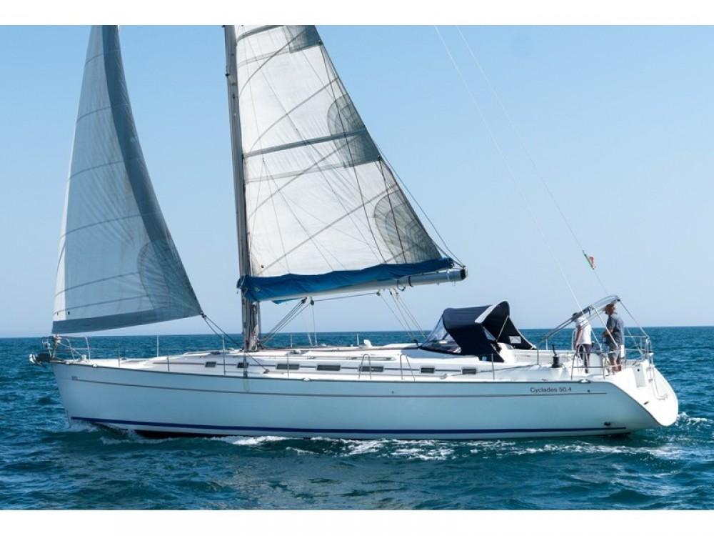 Rental yacht Nettuno - Bénéteau Cyclades 50.4 on SamBoat