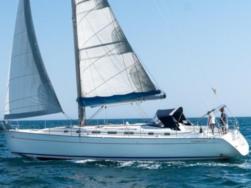 Boat rental Nettuno cheap Cyclades 50.4