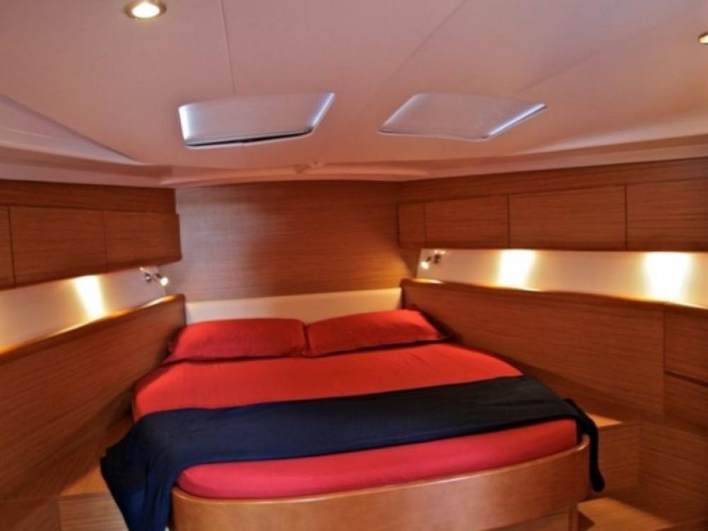 Boat rental Jeanneau Sun Odyssey 49i in Nettuno on Samboat