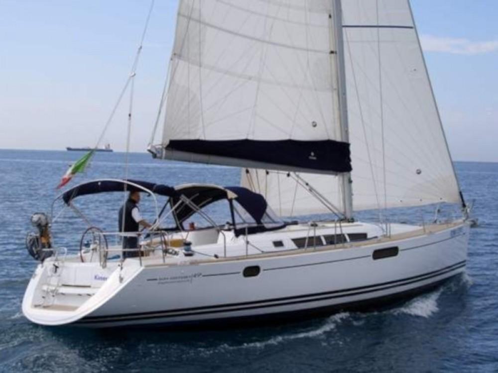 Rental Sailboat in Nettuno - Jeanneau Sun Odyssey 49i