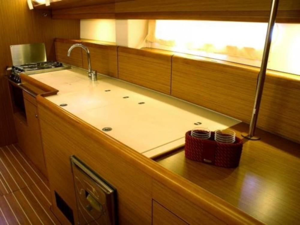 Boat rental Nettuno cheap Sun Odyssey 49i