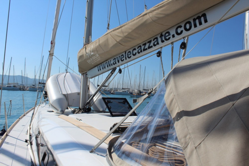 Boat rental Dufour Dufour 412 Grand Large in  on Samboat