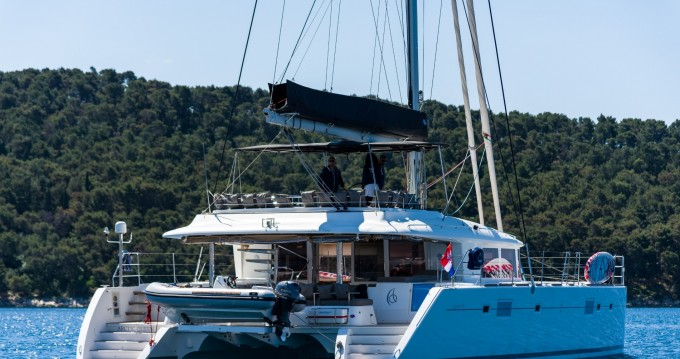 Rental yacht Kaštel Gomilica - Lagoon Lagoon 560 on SamBoat