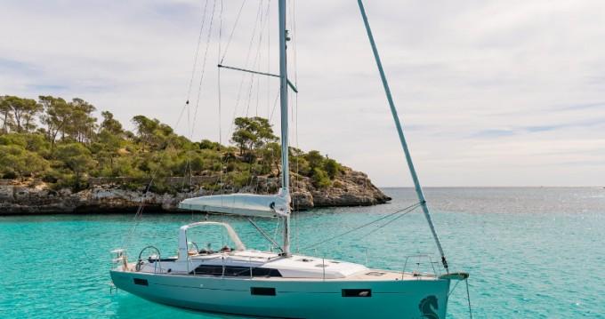 Boat rental Kaštel Gomilica cheap Oceanis 41.1