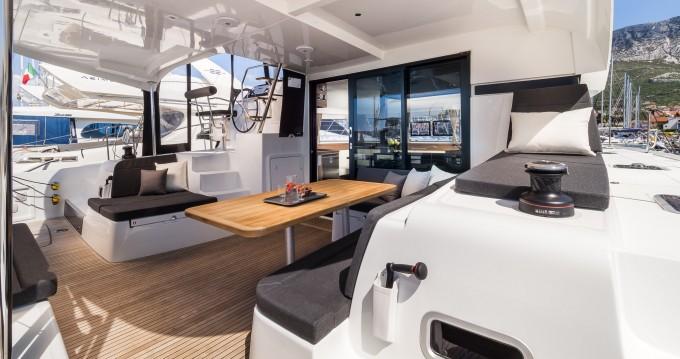 Boat rental Kaštel Gomilica cheap Lagoon 42