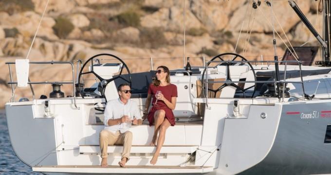 Rental yacht Kaštel Gomilica - Bénéteau Oceanis 51.1 on SamBoat