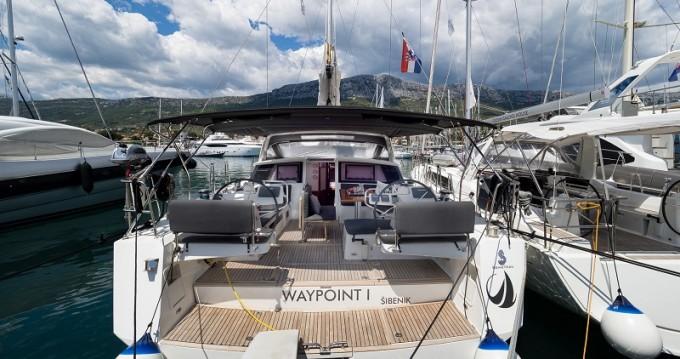 Rental yacht Kaštel Gomilica - Bénéteau Sense 50 on SamBoat