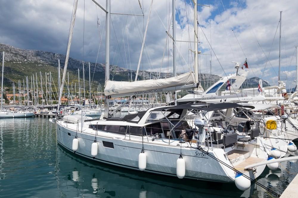 Boat rental Marina Kaštela cheap Sense 50