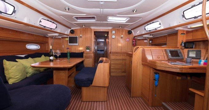 Rent a Bavaria Bavaria 50 Cruiser Castiglioncello