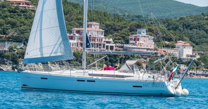 Rental Sailboat in Castiglioncello - Jeanneau Sun Odyssey 439