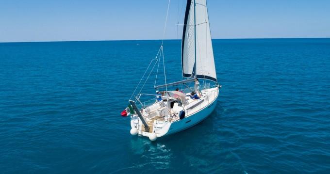 Rent a Jeanneau Sun Odyssey 439 Castiglioncello