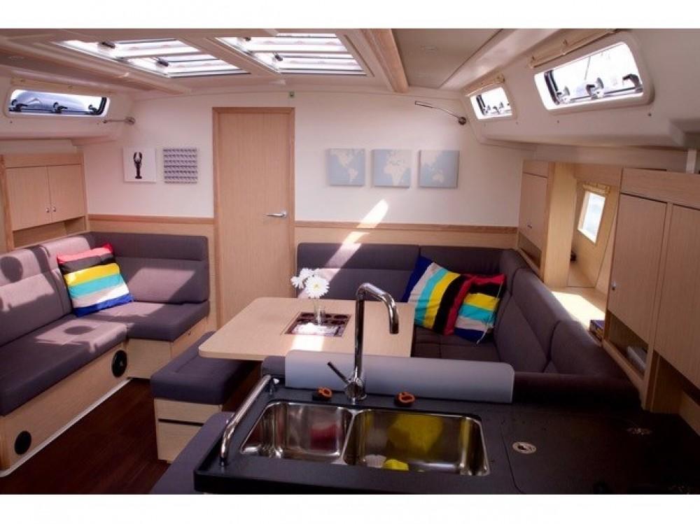 Rental yacht Kortgene - Hanse Hanse 455 on SamBoat