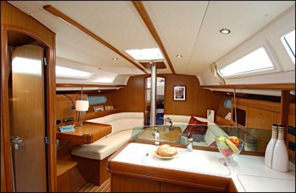 Rental Sailboat in Kortgene - Jeanneau Sun Odyssey 36i