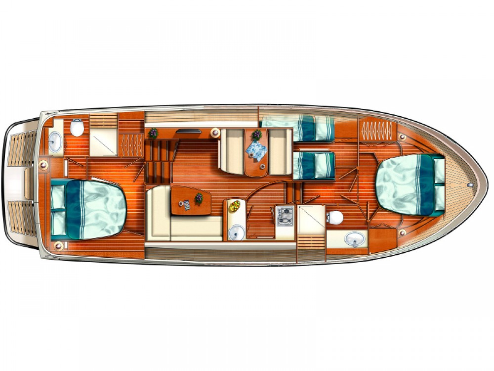 Boat rental Kortgene cheap Linssen GS 40.0 AC