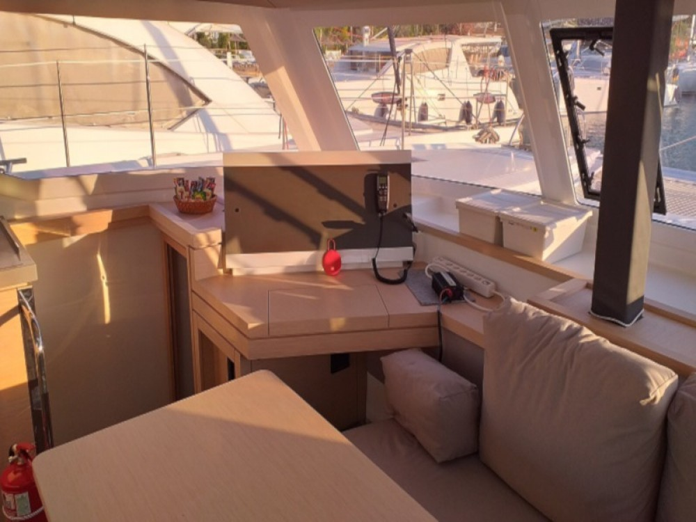 Fountaine Pajot Lucia 40 between personal and professional Fethiye