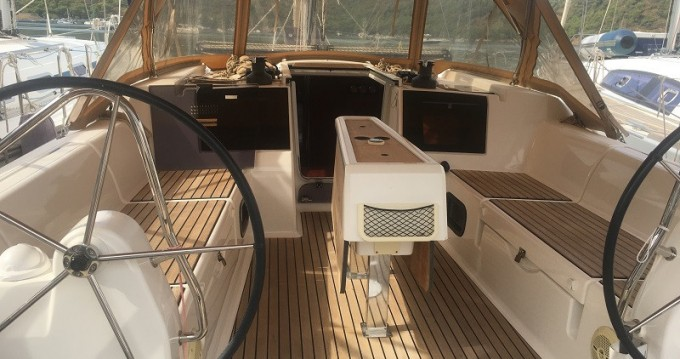 Rental yacht Fethiye - Dufour Dufour 382 Grand Large on SamBoat