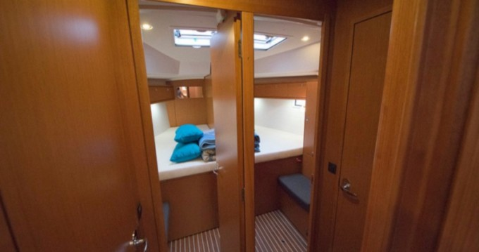 Bavaria Cruiser 46 between personal and professional Fethiye