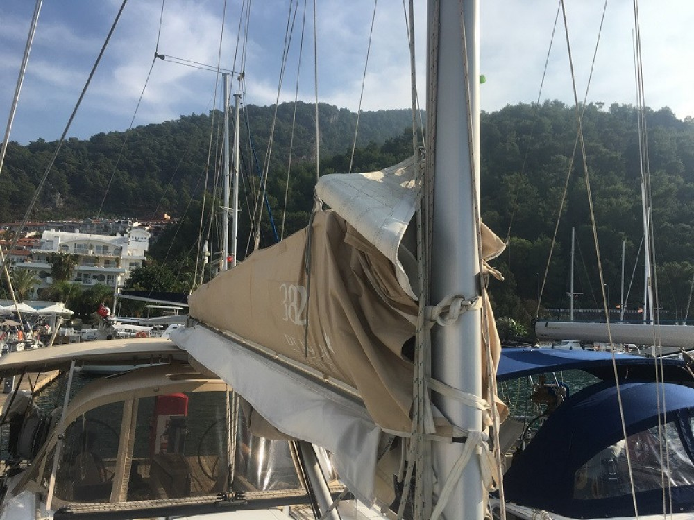 Dufour Dufour 382 GL between personal and professional Fethiye