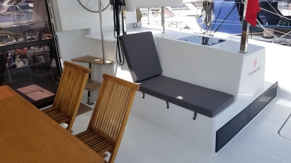 Boat rental Fethiye cheap Lucia 40