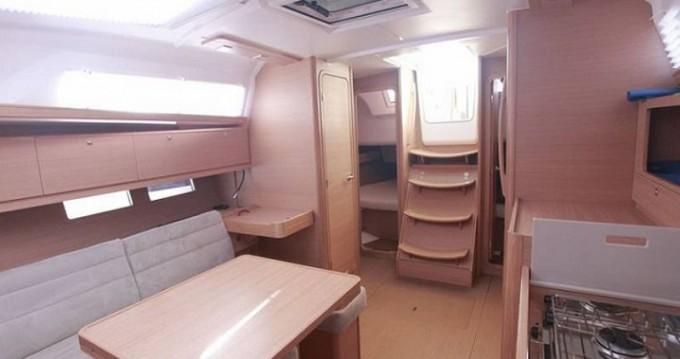Boat rental Dufour Dufour 382 GL in Fethiye on Samboat