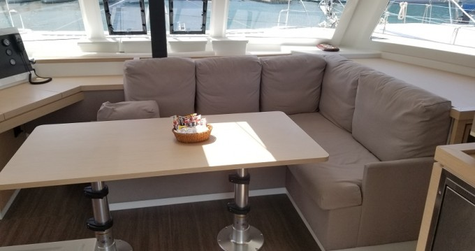 Boat rental Fountaine Pajot Lucia 40 in Fethiye on Samboat
