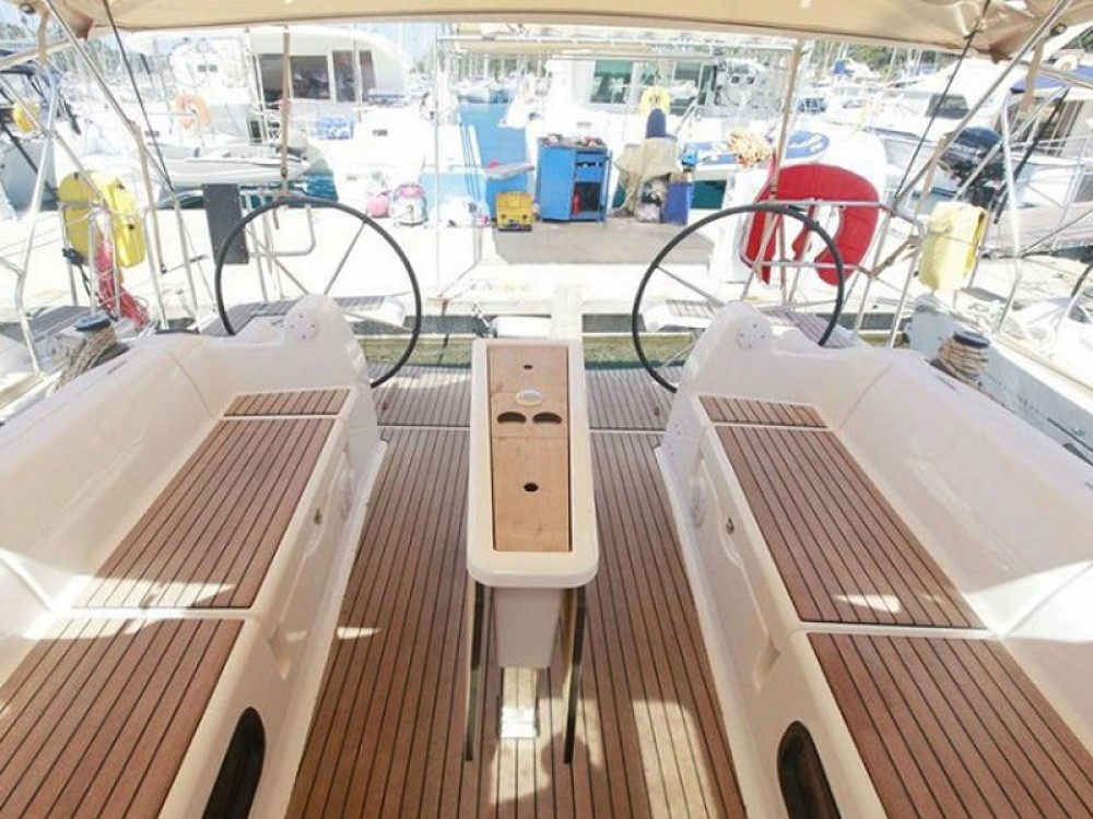 Rental Sailboat in Fethiye - Dufour Dufour 382 GL