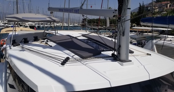 Rental Catamaran in Fethiye - Fountaine Pajot Lucia 40