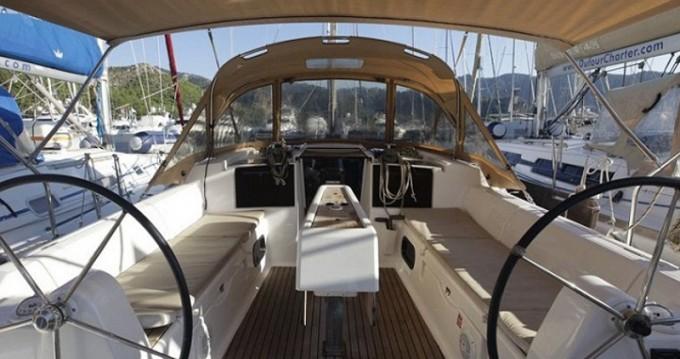 Rental Sailboat in Fethiye - Dufour Dufour 382 GL