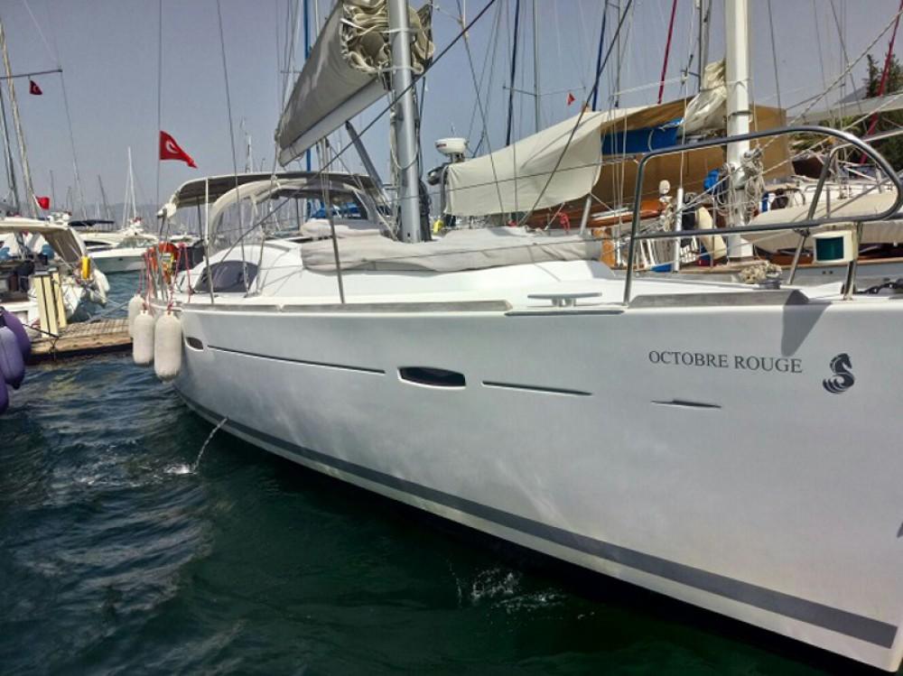 Rental yacht Karakeçililer - Bénéteau Beneteau 43 on SamBoat
