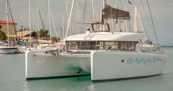 Rental yacht Lefkada (Island) - Lagoon Lagoon 39 on SamBoat
