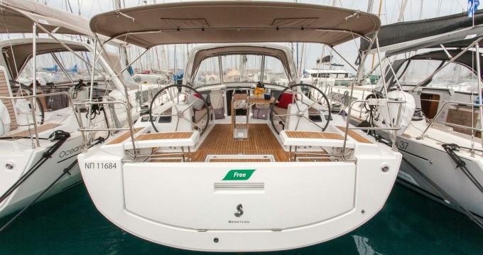 Rental yacht Lefkada (Island) - Bénéteau Oceanis 41.1 on SamBoat