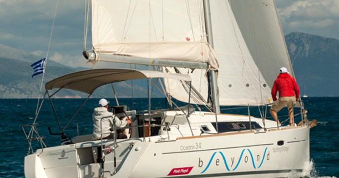 Rent a Bénéteau Oceanis 34 Lefkada (Island)