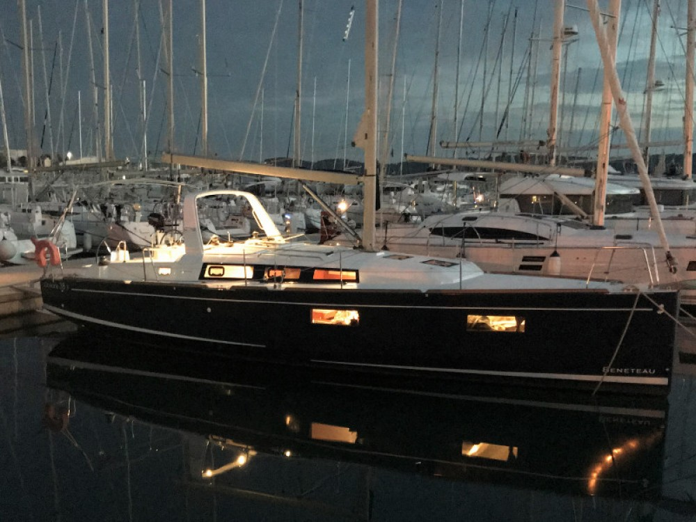 Sailboat for rent Donji Seget at the best price