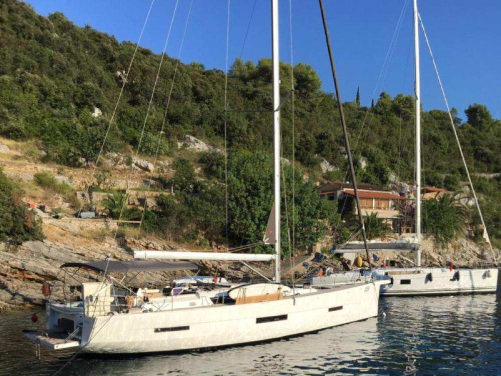 Boat rental Seget Donji cheap Dufour 56 Exclusive