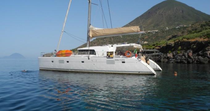 Boat rental Nettuno cheap Lagoon 500
