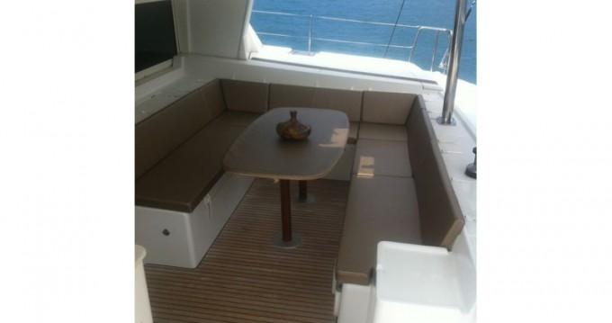 Rental Catamaran in Nettuno - Lagoon Lagoon 500