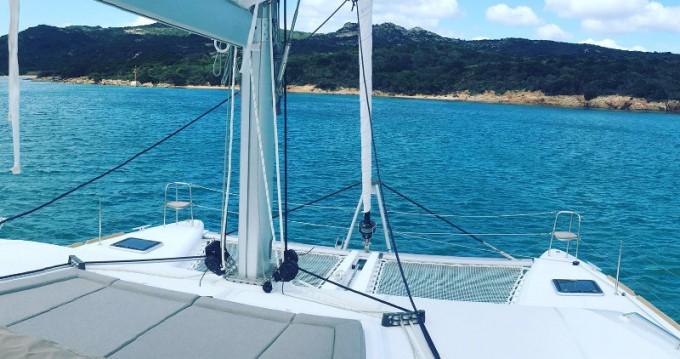 Rental Catamaran in Nettuno - Lagoon Lagoon 450